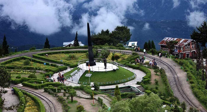 Batista Loop is the another popular tourist place in Darjeeling