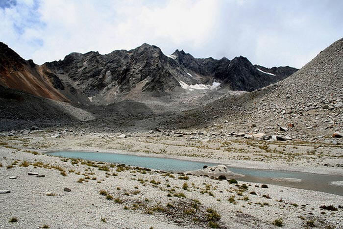 Trekking is worth in Charang Ghati Pass