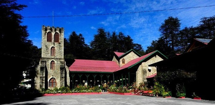 Convent of Jesus and Mary is among the most haunted places in Shimla