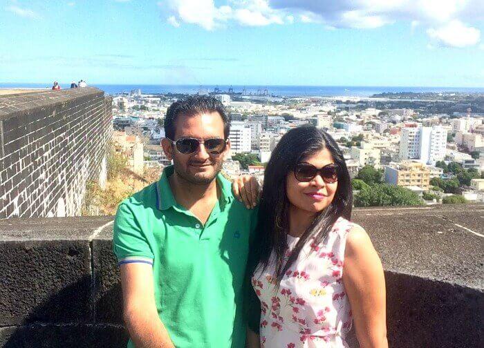 The beautiful capital city of Mauritius- Port Louis