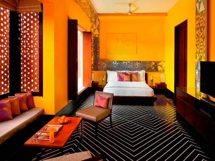 Lebua Resort is one of the colorful resorts in Jaipur