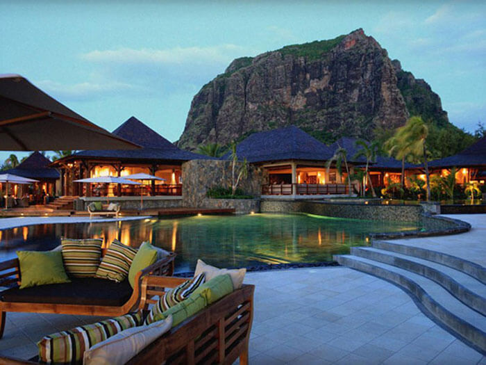 LUX Le Morne is a perfect hideaway in Mauritius