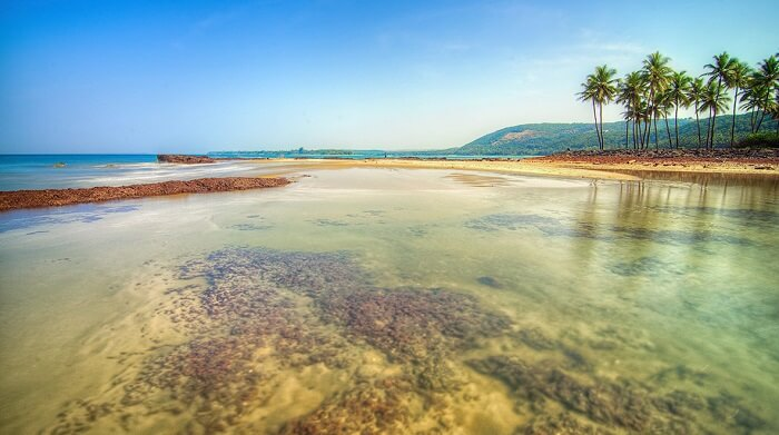 The serene coasts of Parule and Bhogwe in Maharashtra - One of the most beautiful unexplored places in India