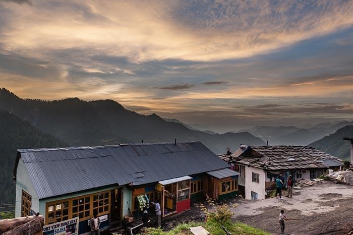 Amazing getaway in Himachal Pradesh