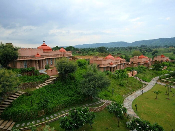 Tree of Life Resort is considered to be amongst the top resorts in Jaipur