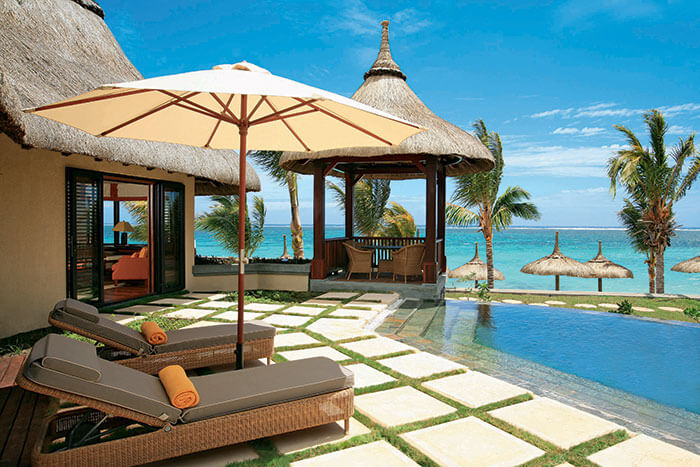 Belle Mare is one of the best hotels in Mauritius