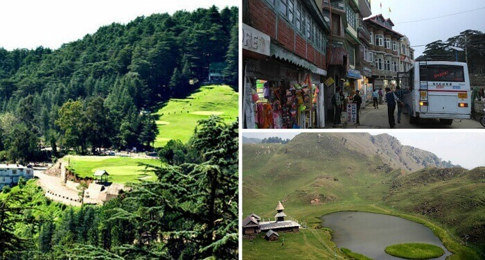 A collage of scenes from Chail