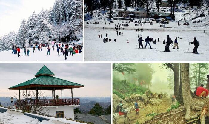 Scenes from Kufri - one of the overrated destinations in Himachal