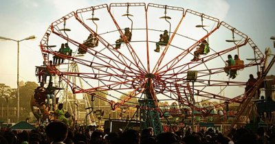 The Fun City offers a very good excuse to go for fun day out in Chennai