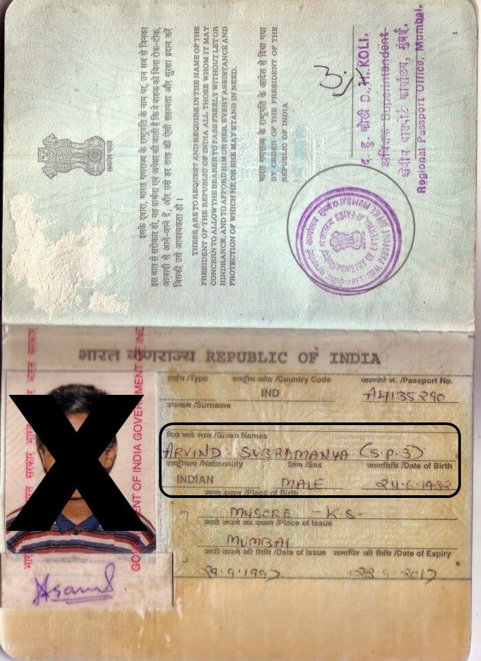handwritten-passports
