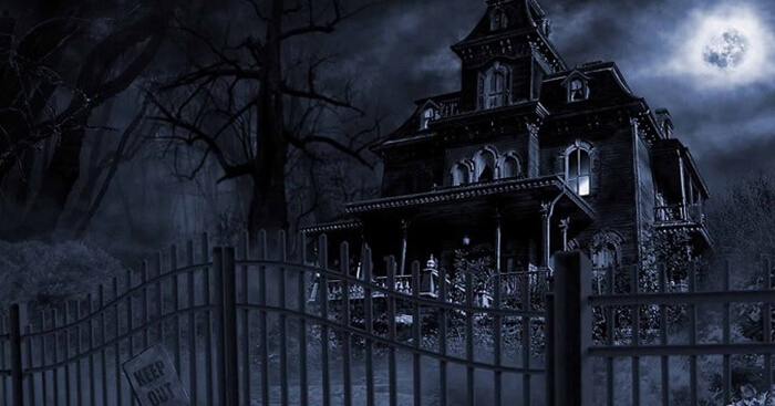 An indicative image of the haunted places in Shimla