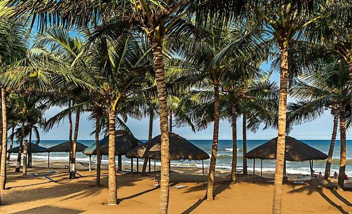 Ideal Beach Resort is among the popular beach resorts near Chennai