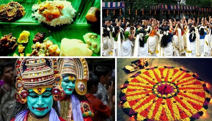 Onam is one of the important festivals of India