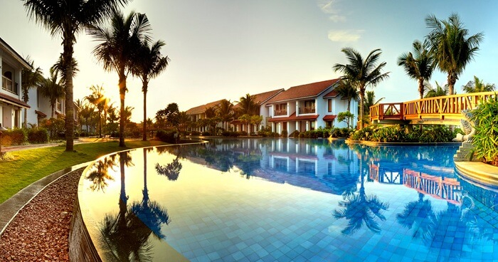 Radisson is one of the best resorts near Chennai