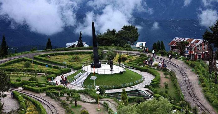 Batista Loop is the another popular tourist place in Darjeeling