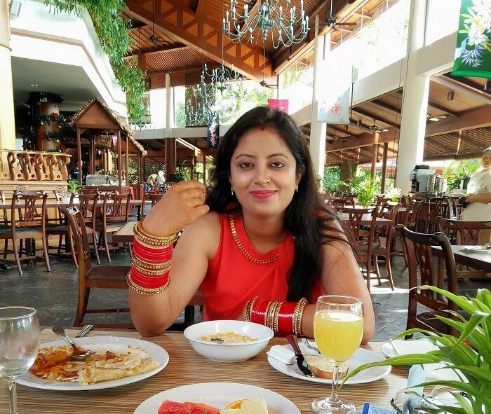 Breakfast at Berjaya Langkawi Resort