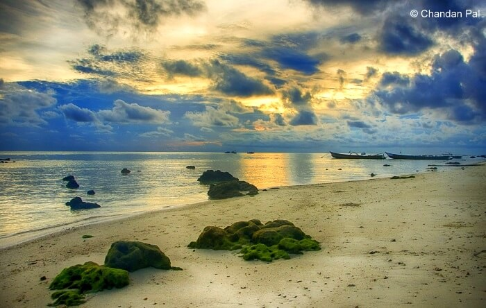Andaman in the morning