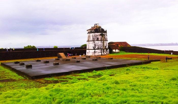 The historical beauty of North Goa