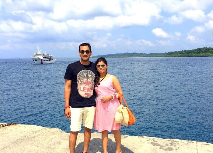 Back to Port Blair