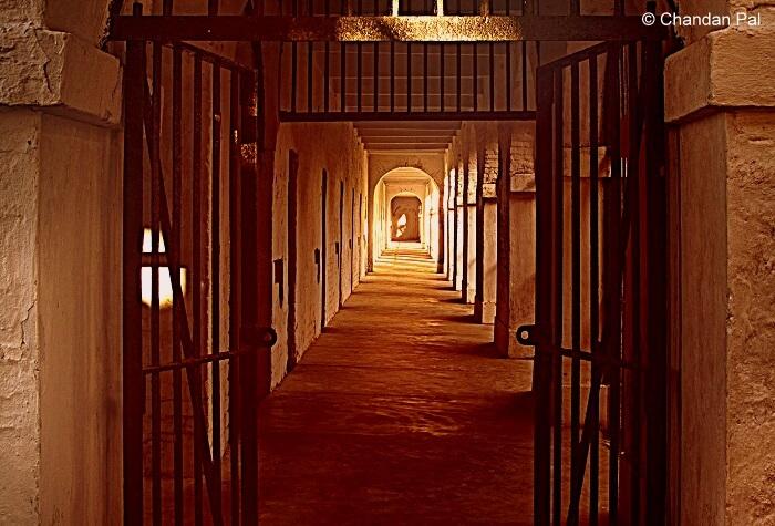 Inside the Cellular Jail Andaman