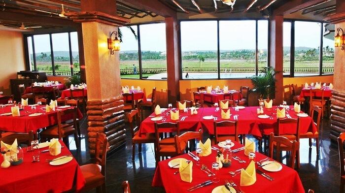 The Nazri Resort Hotel is one of the best Goan hotels near Baga Beach