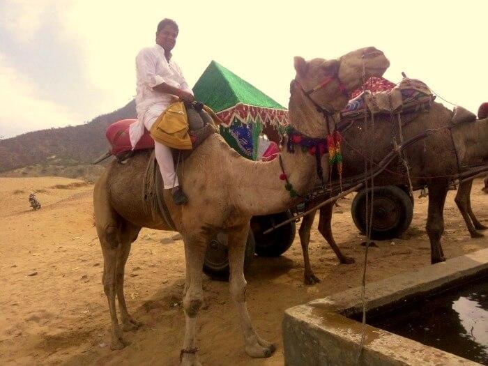 Ram's Ajmer Trip