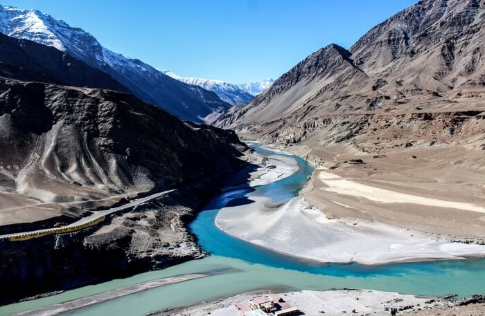 Trek to Zanskar