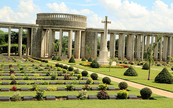Digboi War Memorial in Assam