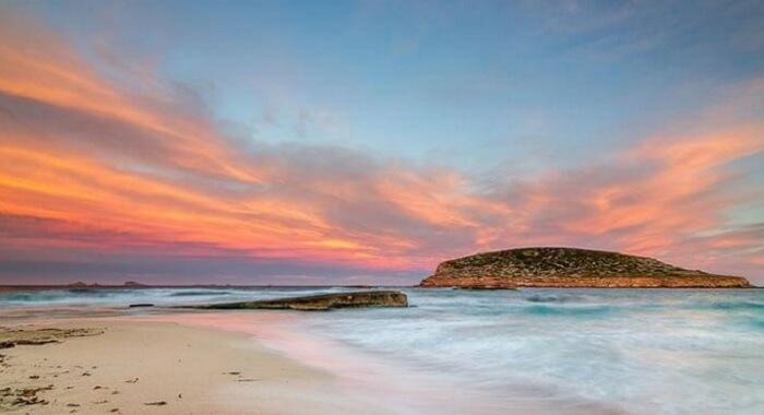 The virgin Beaches of Diu