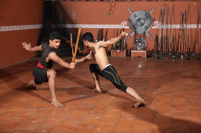 The house of Martial Arts