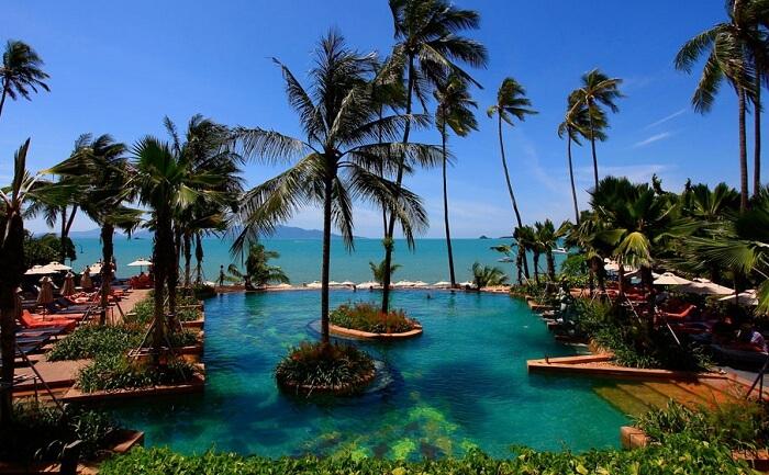 Anantara Bophut Resort & Spa is one of the best resorts in Koh Samui