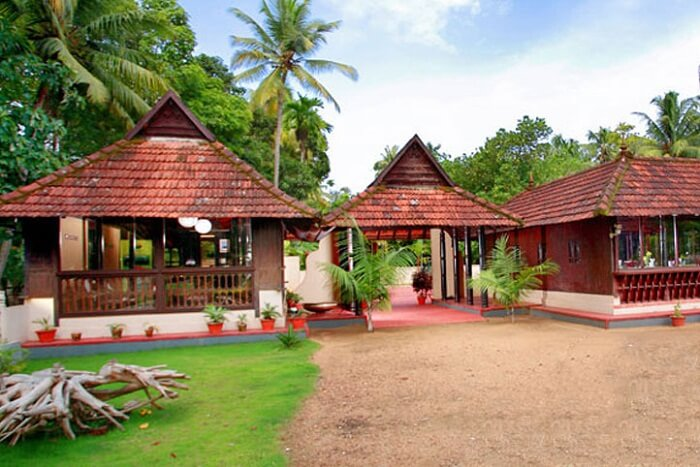 Paradise Resort is one of the 3-star resorts in Kumarakom