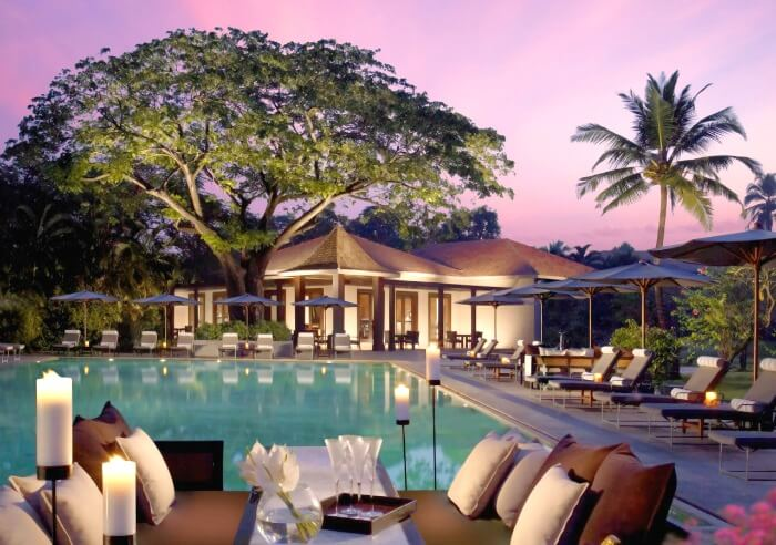 Resorts in South Goa are very beautiful