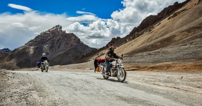 A bike road trip to leh-ladakh