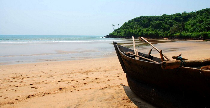 South Goa beaches are really present and secluded