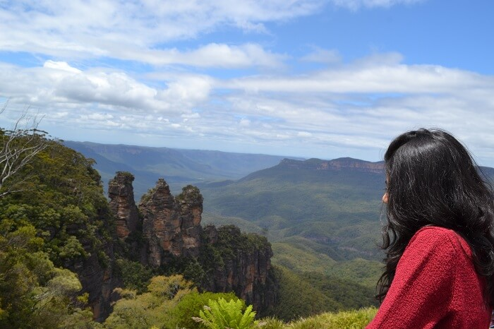 3 Sisters Blue Mountains in Australia