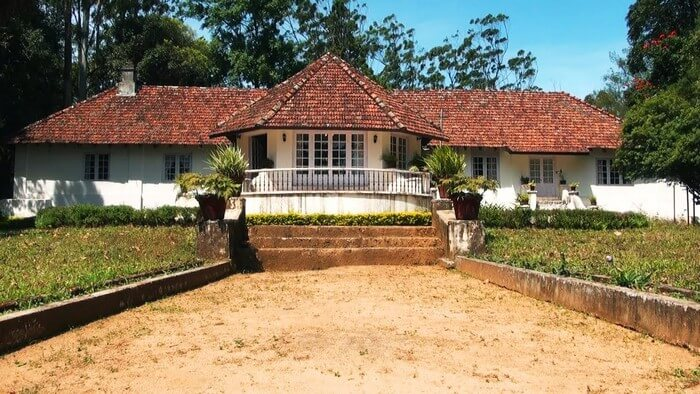 Ashley Bungalow in Peerumedu is another homestay in Kerala with an ancient connection