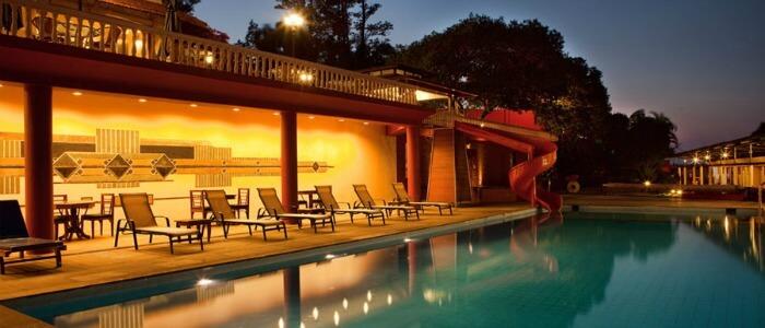 The luxurious facilities at Brightland Resort & Spa, Mahabaleshwar