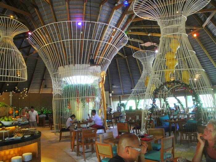 The Ocean's Restaurant