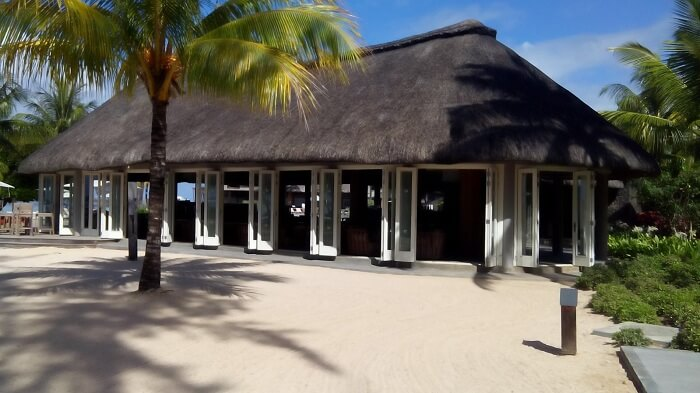 A room in Outrigger Resort and Spa Mauritius