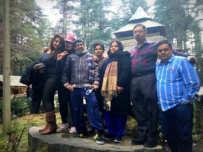 Hadimba Temple in Manali