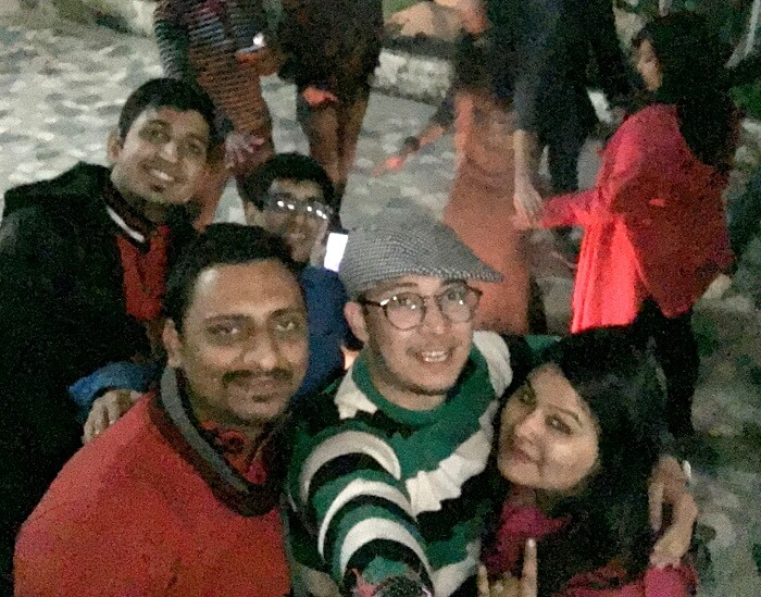Fun on the streets of Manali