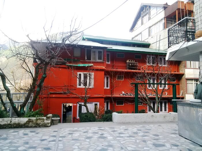 Hotel Trishul in Manali