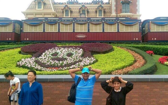 Feeling like children again at Disneyland Hong Kong