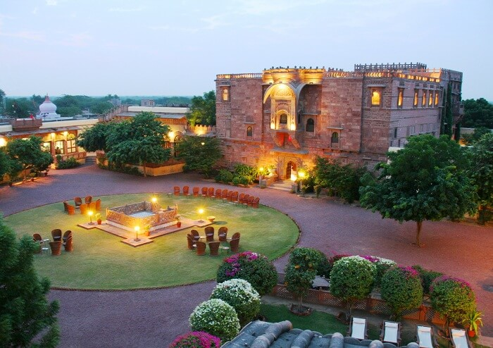 The five star property of Raichak is one of the most luxurious romantic places near Kolkata