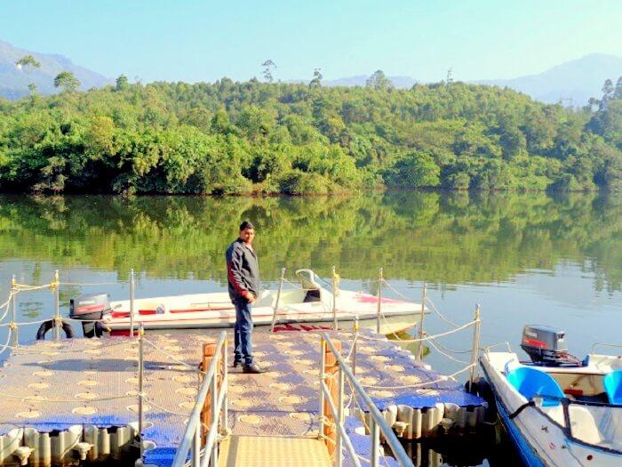 Sengalur boating in Kerala