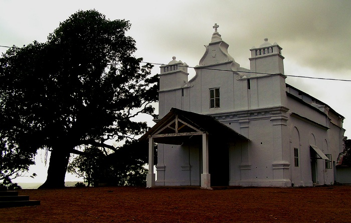 Image result for three king church in goa