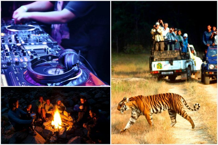 activities at jim corbett weekend getaway for 1N/2D