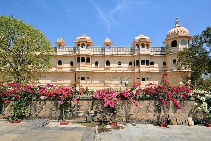 The beauty of the famous Chittorgarh sightseeing