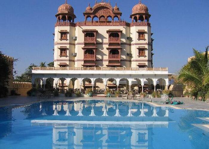 Swimming Pool at the Jagat Palace